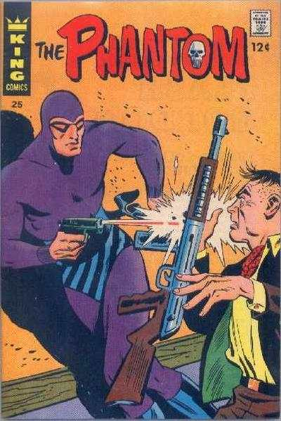 Phantom #25 Comic Books - Covers, Scans, Photos  in Phantom Comic Books - Covers, Scans, Gallery