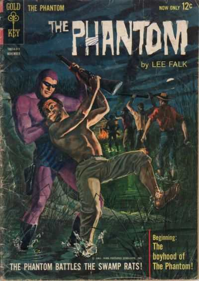 Phantom #5 Comic Books - Covers, Scans, Photos  in Phantom Comic Books - Covers, Scans, Gallery
