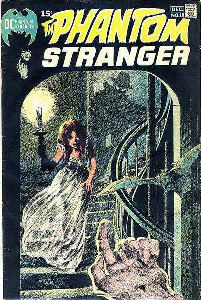 Phantom Stranger #10 Comic Books - Covers, Scans, Photos  in Phantom Stranger Comic Books - Covers, Scans, Gallery