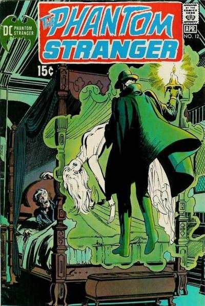 Phantom Stranger #12 comic books for sale