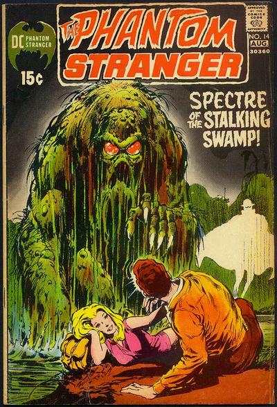 Phantom Stranger #14 comic books for sale