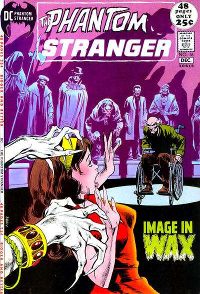 Phantom Stranger #16 comic books for sale