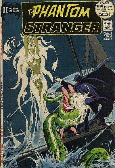 Phantom Stranger #18 comic books for sale