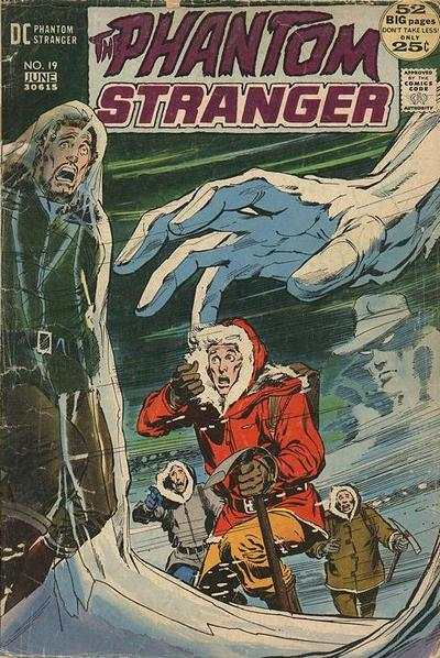Phantom Stranger #19 Comic Books - Covers, Scans, Photos  in Phantom Stranger Comic Books - Covers, Scans, Gallery