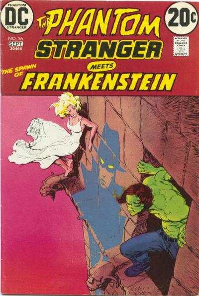 Phantom Stranger #26 comic books for sale