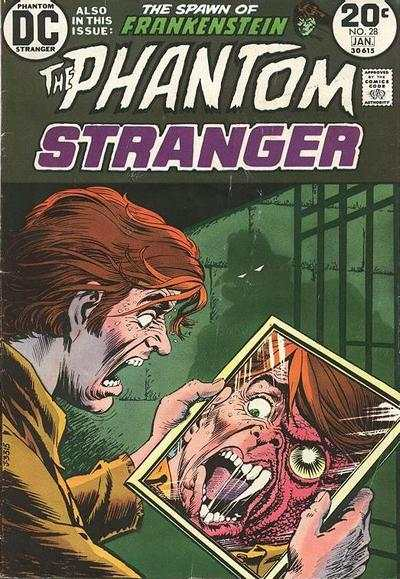 Phantom Stranger #28 comic books for sale