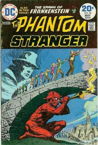 Phantom Stranger #30 comic books for sale
