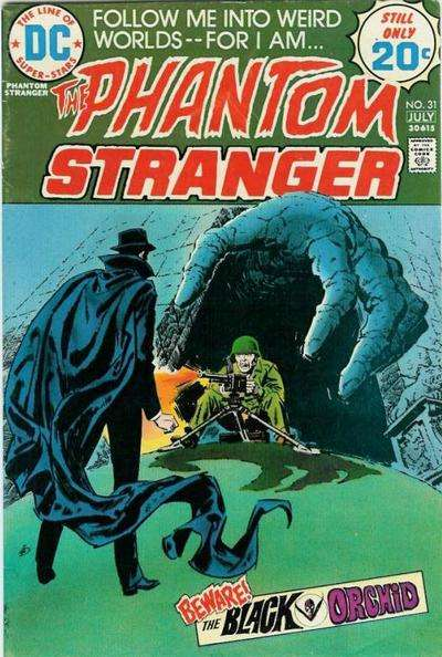 Phantom Stranger #31 comic books for sale