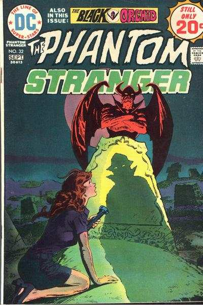 Phantom Stranger #32 comic books for sale