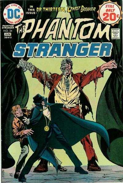 Phantom Stranger #34 comic books for sale