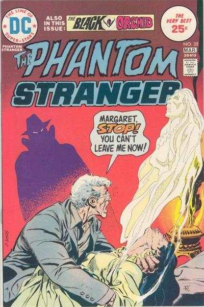 Phantom Stranger #35 comic books for sale