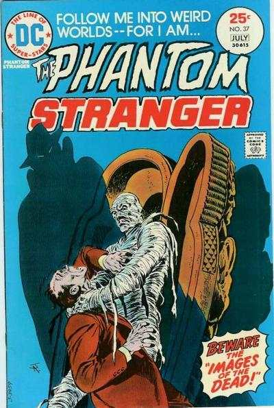 Phantom Stranger #37 comic books for sale