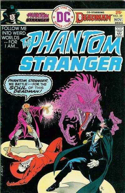 Phantom Stranger #39 comic books for sale