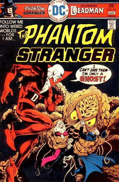 Phantom Stranger #40 comic books for sale