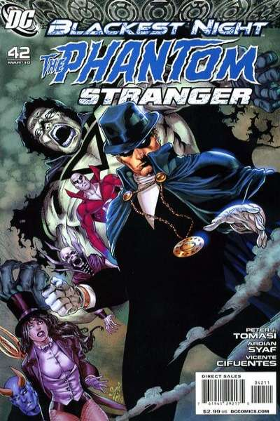 Phantom Stranger #42 comic books for sale