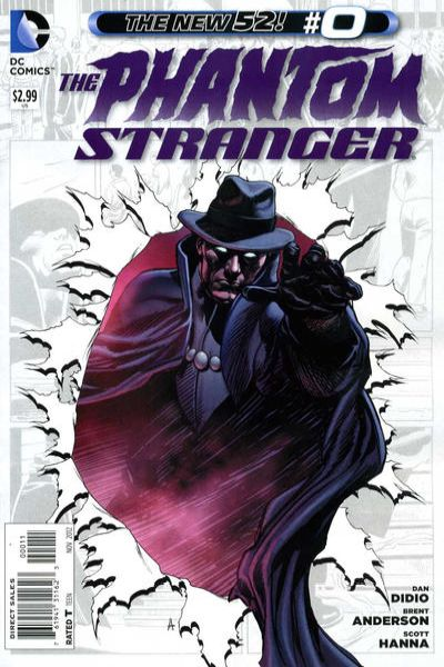 Phantom Stranger #0 comic books for sale