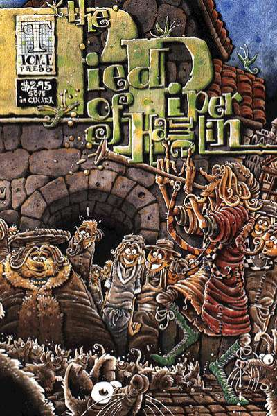 Pied Piper of Hamelin #1 comic books - cover scans photos Pied Piper of Hamelin #1 comic books - covers, picture gallery