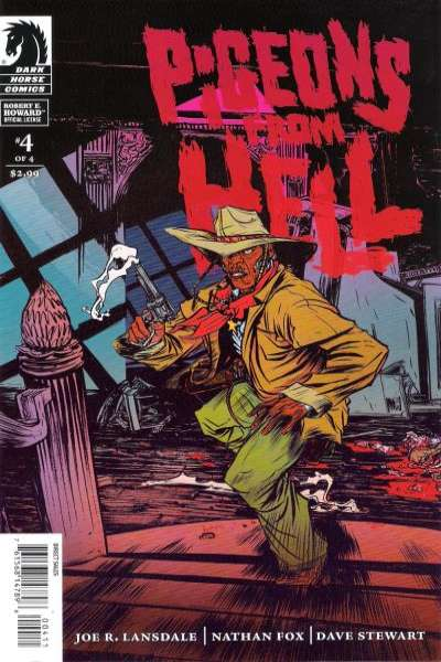 Pigeons from Hell #4 comic books - cover scans photos Pigeons from Hell #4 comic books - covers, picture gallery