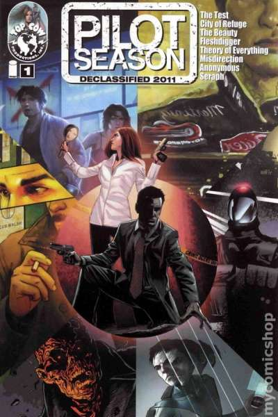 Pilot Season 2011: Declassified #1 comic books for sale