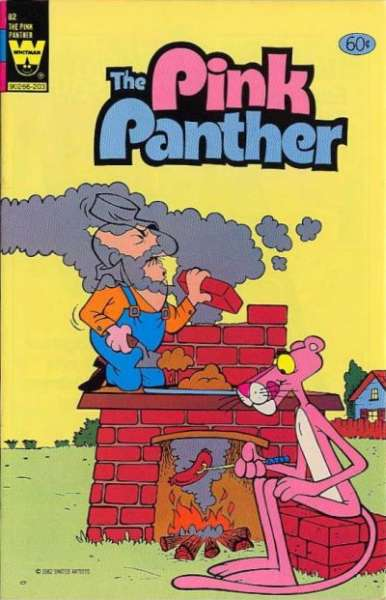 Pink Panther #82 comic books - cover scans photos Pink Panther #82 comic books - covers, picture gallery