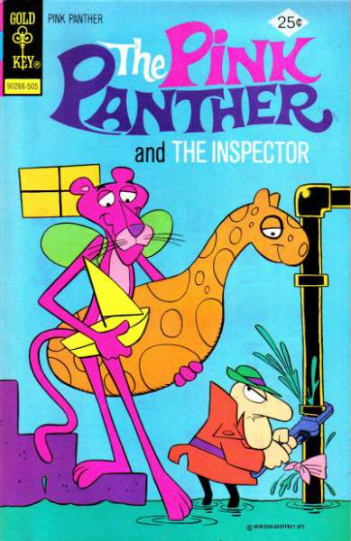 Pink Panther #26 Comic Books - Covers, Scans, Photos  in Pink Panther Comic Books - Covers, Scans, Gallery