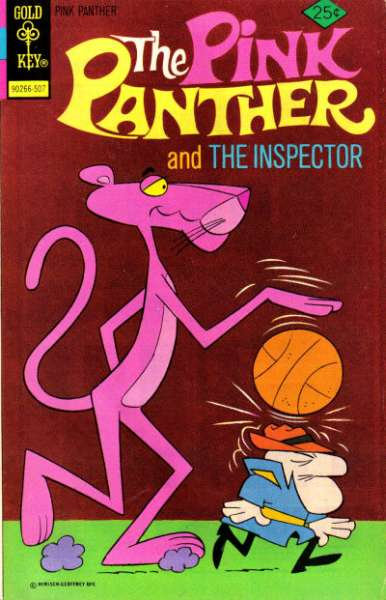 Pink Panther #27 Comic Books - Covers, Scans, Photos  in Pink Panther Comic Books - Covers, Scans, Gallery