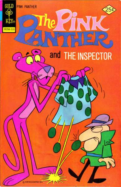 Pink Panther #29 Comic Books - Covers, Scans, Photos  in Pink Panther Comic Books - Covers, Scans, Gallery