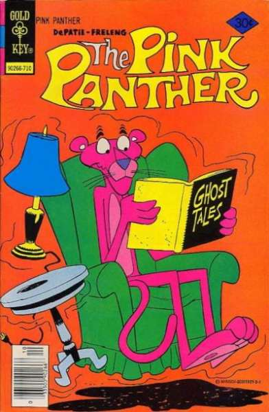 Pink Panther #47 Comic Books - Covers, Scans, Photos  in Pink Panther Comic Books - Covers, Scans, Gallery