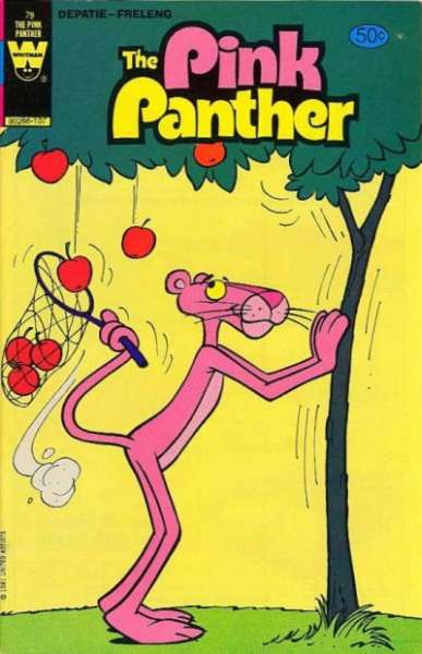 Pink Panther #79 Comic Books - Covers, Scans, Photos  in Pink Panther Comic Books - Covers, Scans, Gallery