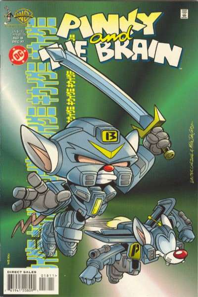 Pinky & the Brain #18 comic books for sale