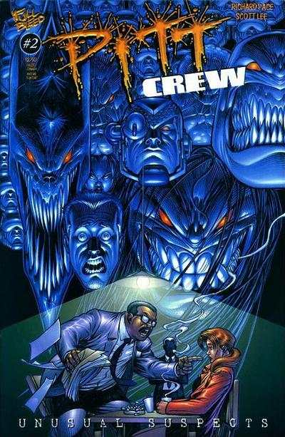 Pitt Crew #2 Comic Books - Covers, Scans, Photos  in Pitt Crew Comic Books - Covers, Scans, Gallery