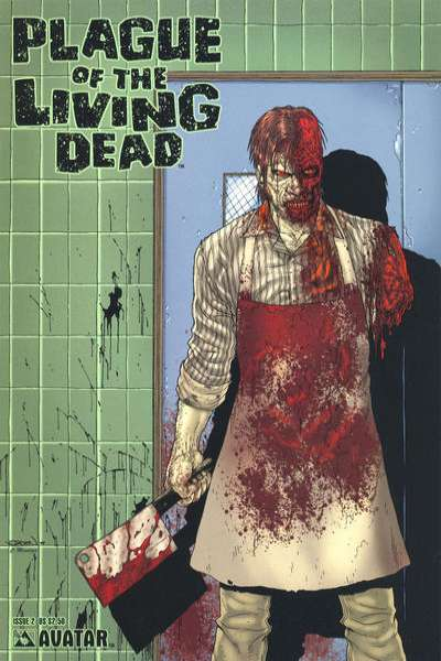 Plague of the Living Dead #2 Comic Books - Covers, Scans, Photos  in Plague of the Living Dead Comic Books - Covers, Scans, Gallery