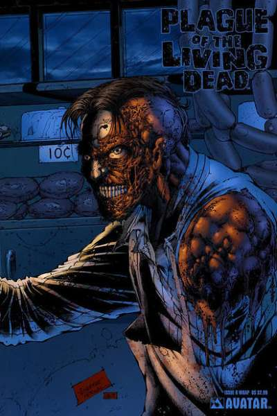 Plague of the Living Dead #6 comic books for sale