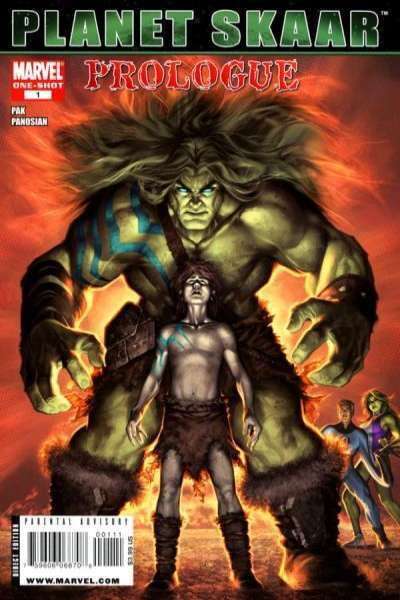 Planet Skaar Prologue #1 comic books - cover scans photos Planet Skaar Prologue #1 comic books - covers, picture gallery