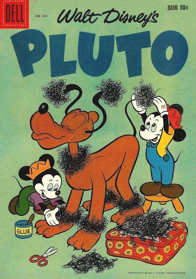 Pluto #7 Comic Books - Covers, Scans, Photos  in Pluto Comic Books - Covers, Scans, Gallery