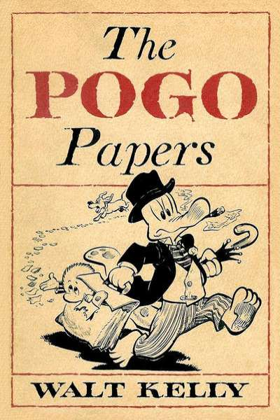 Pogo Papers comic books