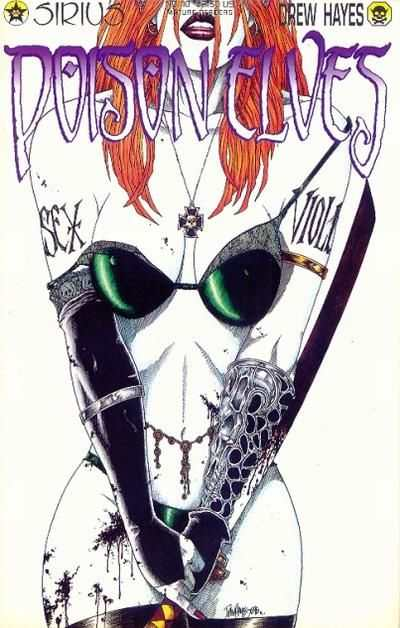 Poison Elves #10 comic books for sale