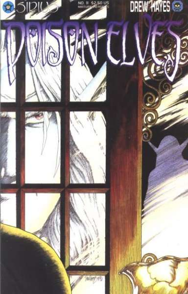 Poison Elves #11 comic books for sale