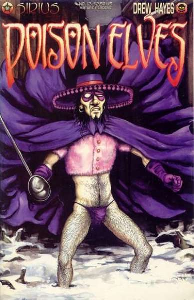 Poison Elves #12 comic books for sale