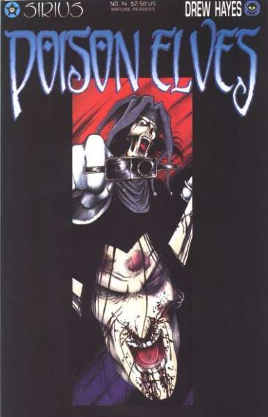 Poison Elves #14 comic books - cover scans photos Poison Elves #14 comic books - covers, picture gallery