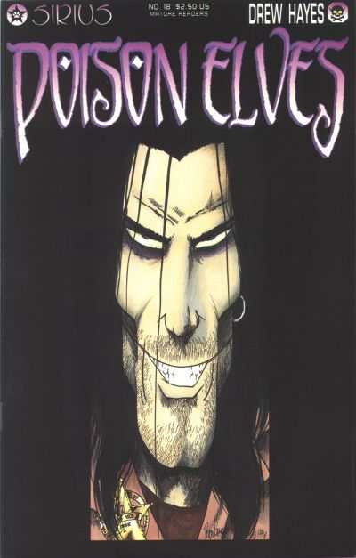 Poison Elves #18 comic books - cover scans photos Poison Elves #18 comic books - covers, picture gallery