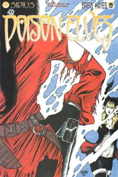 Poison Elves #35 comic books for sale