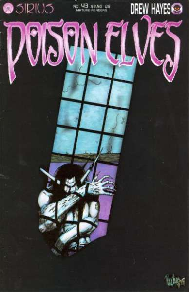 Poison Elves #43 comic books for sale