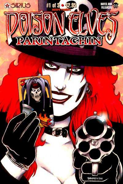 Poison Elves: Parintachin comic books