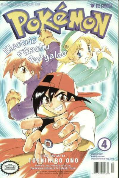 Pokemon: Part 3: Electric Pikachu Boogaloo #4 Comic Books - Covers, Scans, Photos  in Pokemon: Part 3: Electric Pikachu Boogaloo Comic Books - Covers, Scans, Gallery