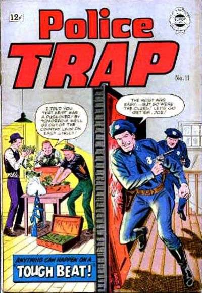 Police Trap Comic Books. Police Trap Comics.
