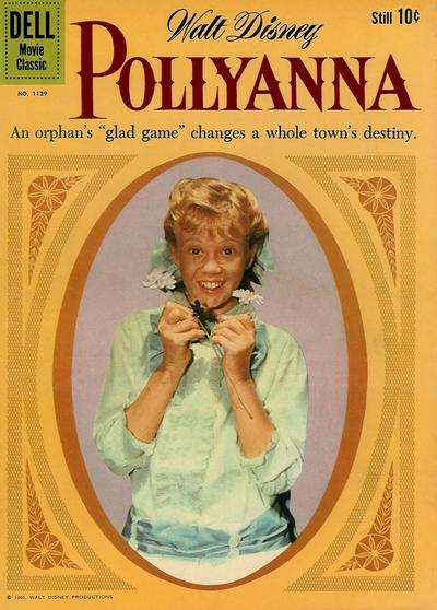 Pollyanna #1 comic books - cover scans photos Pollyanna #1 comic books - covers, picture gallery