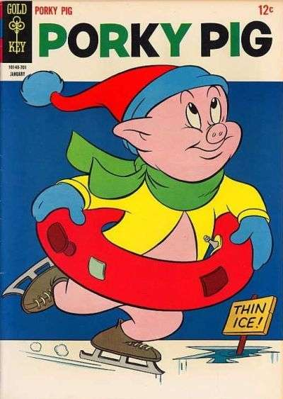 Porky Pig #10 Comic Books - Covers, Scans, Photos  in Porky Pig Comic Books - Covers, Scans, Gallery