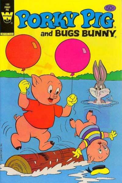 Porky Pig #100 Comic Books - Covers, Scans, Photos  in Porky Pig Comic Books - Covers, Scans, Gallery