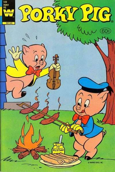 Porky Pig #109 Comic Books - Covers, Scans, Photos  in Porky Pig Comic Books - Covers, Scans, Gallery